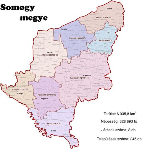 somogy megye térkép részletes KORMÁNYHIVATALOK   Somogy Megyei Kormányhivatal   Hírek